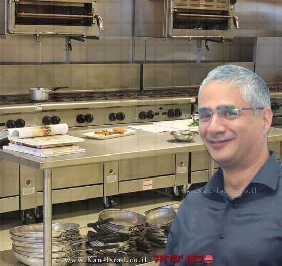 רן קויתי, מנהל הסוכנות לעסקים קטנים ובינוניים במשרד הכלכלה והתעשייה   רקע: מטבח   עיבוד צילום: שולי סונגו ©