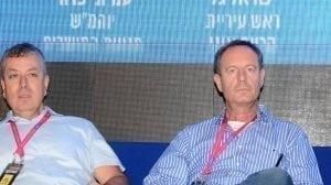 אופיר פינס, ראש המכון לשלטון המקומי בעיר הנדלן של מרכז הבנייה הישראלי| צילום: איתמר סיידא | עיבוד צילום: שולי סונגו ©
