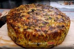 פשטידת תפוחי אדמה   עיבוד צילום: שולי סונגו ©