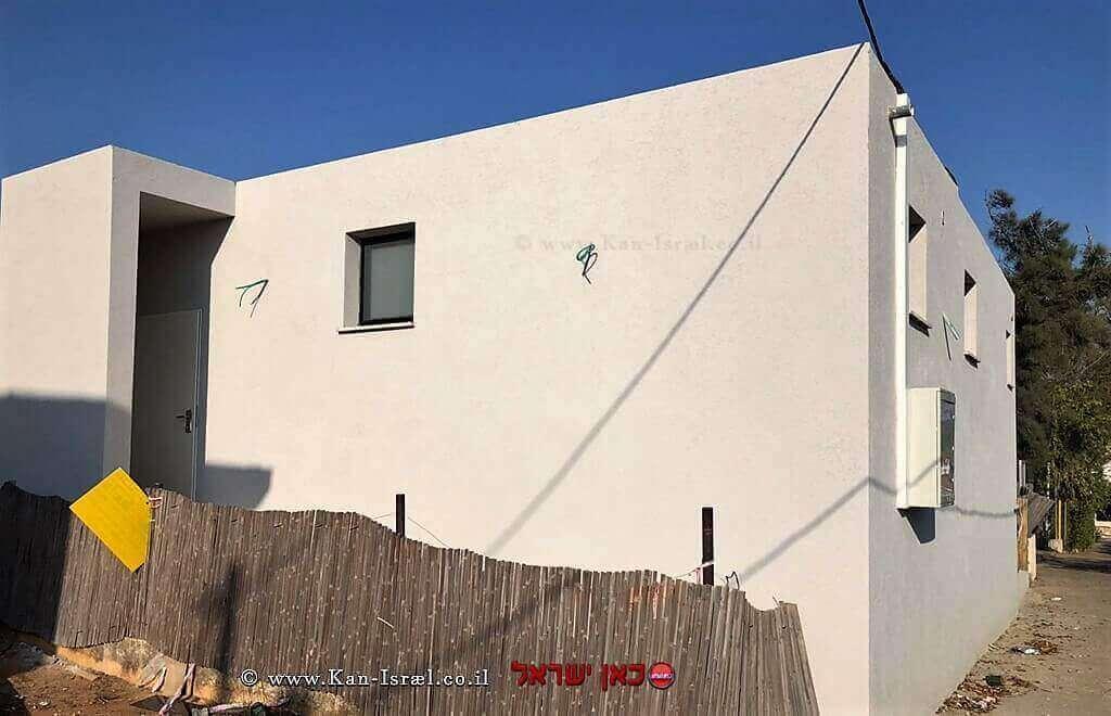 מקווה של שכונת יצחק-נווה חיים בעיר חדרה לקראת סיום עבודות שיפוץ | עיבוד צילום: שולי סונגו ©