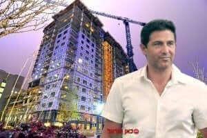 דר' ארז כהן, אוניברסיטת אריאל, רקע: דירות בבניה | עיבוד: שולי סונגו ©
