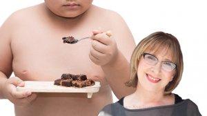 דוקטור אולגה רז על מגיפת ההשמנה בילדי ישראל | עיבוד צילום: שולי סונגו ©