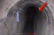 מנהרת טרור של חמאס אשר חדרה אל שטח ישראל   צילום דוץ