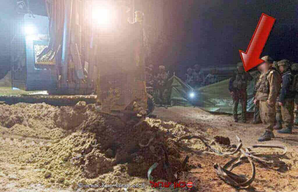 נטרולמנהרת הטרור של חמאס על ידי צהל| צילום: דובר צהל