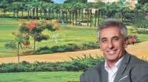 ראש עיריית כפר סבא מר יהודה בן חמו ברקע: כפר סבא הירוקה