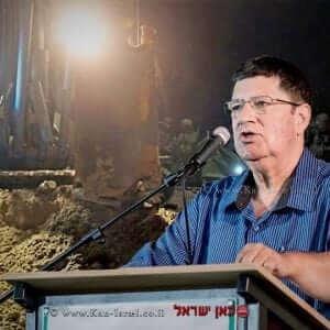 מזכל התנועה הקיבוצית ניר מאיר | רקע: מנהרת הטרור של החמאס בתוך שטח ישראל | עיבוד: שולי סונגו©