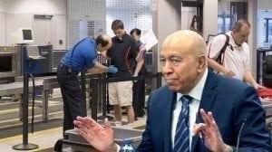 חבר הכנסת זוהיר בהלול | רקע: בדיקה ביטחונית בשדה התעופה | עיבוד: שולי סונגו ©