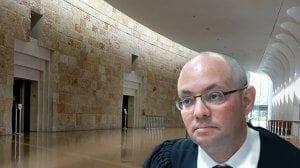 עורך דין ענר הלמן, המנהל החדש של מחלקת הבגצים בפרקליטות המדינה