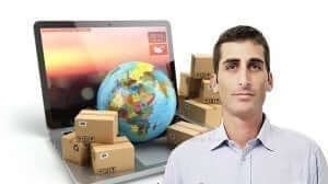 גלעד תירוש מנהל סחר החוץ של 'דואר ישראל' | רקע סחר מקוון יבוא-יצוא בדואר