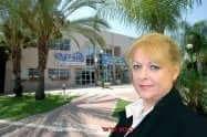 כב' השופטת צילה צפת, סגנית הנשיא בית המשפט המחוזי בתל אביב | רקע: קאנטרי קלאב בריזה