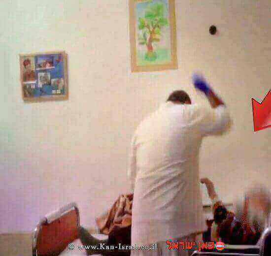 מטפל מכה ומתעלל בקשיש בבית האבות הסיעודי נאות כיפת הזהב בחיפה | צילום: חברת החדשות