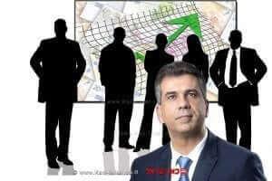 שר הכלכלה והתעשייה מר אלי כהן | רקע: האבטלה יורדת