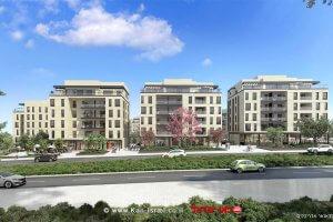 פרויקט דירה להשכיר במתחם אלנבי יוצא לדרך בירושלים | הדמיה: מילבאואר אדריכלים
