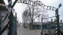 מחנה הריכוז וההשמדה אַוּשְׁוִויץ בפולין