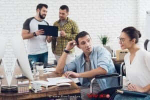 עובדים עם מוגבלות בשוק העבודה