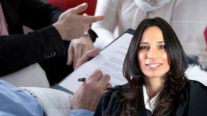 כב' השופטת שלי אייזנברג סגנית נשיא בית המשפט למשפחה בחיפה | רקע: עריכת צוואה