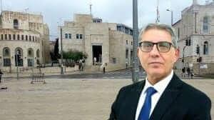 מאיר תורג'מן, סגן ראש העיר ירושלים