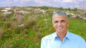 משה כחלון, שר האוצר, ויושב ראש מועצת מקרקעי ישראל | רקע: שטח ציבורי
