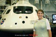 חליפה להגנה מפני קרינה בחלל שפותחה בישראל