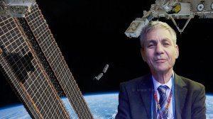 אבי בלסברגר מנהל סוכנות החלל הישראלית