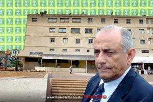 בנימין רגב ראש עיריית לוד לשעבר