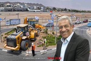 מאיר יצחק הלוי ראש העיר אילת