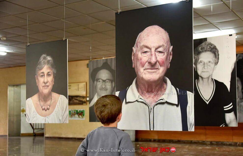 פרויקט הנצחת השואה קיבוץ גבעת-חיים מאוחד
