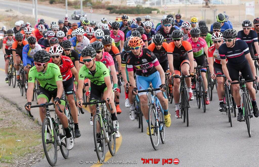 מרוץ ג'ירו ד'איטליה יתקיים בישראל