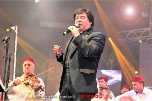 הזמר חיים זריהן יופיע בחגיגת המימונה בפארק שמארגנת עיריית אשדוד