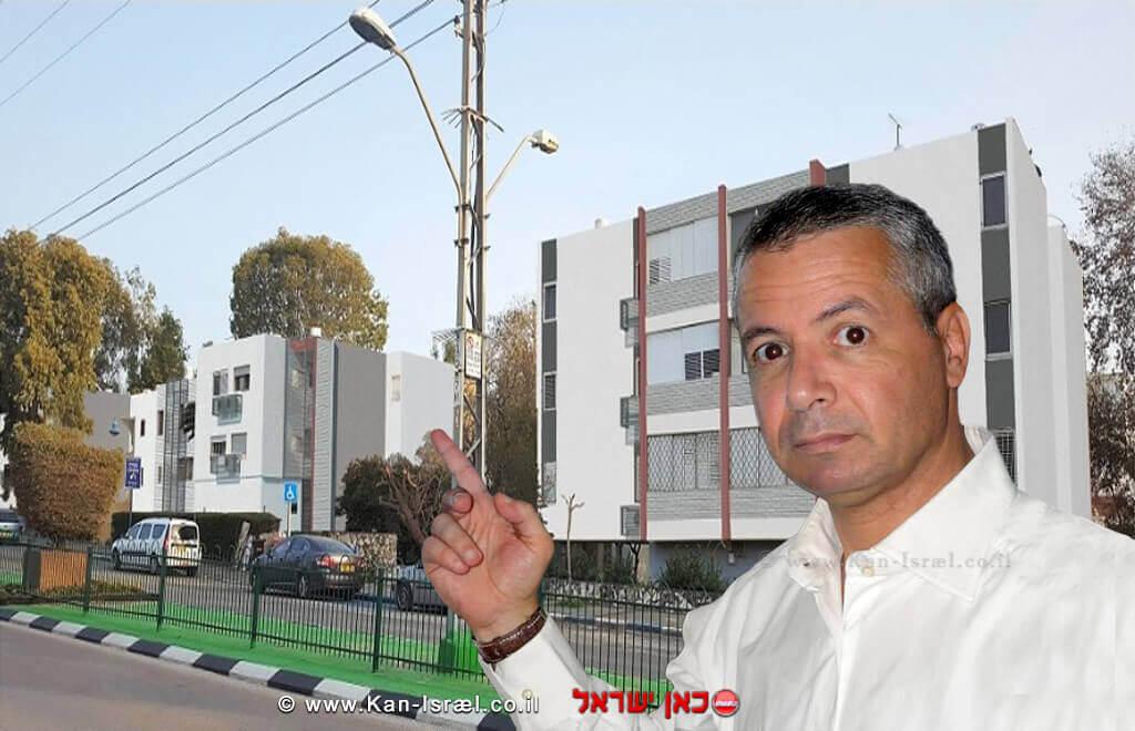 אלדד בר-כוכבא ראש המועצה המקומית פרדס חנה-כרכור