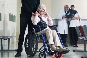 תובעי נכויות באמצעות ועדות רפואיות