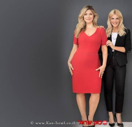 סנדרה רינגלר עם מרינה גורביץ'