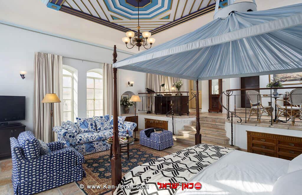 מלון אמריקן קולוני, חדר שינה