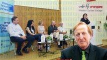 דר' עורך דין אליעד שרגא יושב ראש התנועה למען איכות השלטון בישראל