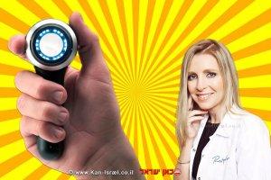 דר' להבית אקרמן, מומחית לרפואת עור | רקע: מכשיר לאיתור נגעים החשודים כסרטן עור