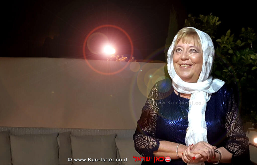 ראש העיר נתניה הגב' מרים פיירברג-איכר