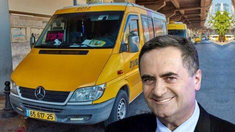 ישראל כץ, שר התחבורה והמודיעין