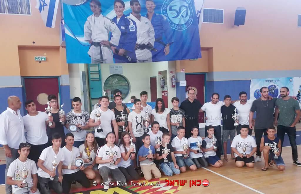 בוגרי מועדון הג'ודו פסגה חולון