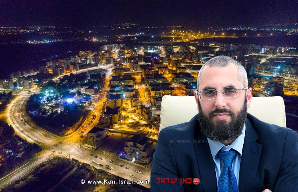 יצחק קשת - ראש מועצת חריש
