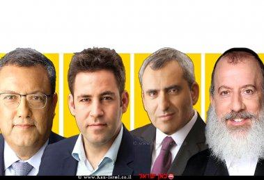 המועמדים בבחירות לראשות העיר בירושלים