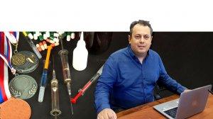 דר' רוני ברקוביץ' יושב ראש הוועדה הממלכתית למניעת סימום בספורט
