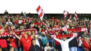 אוהדי מועדון הכדורגל הפועל חדרה גבעת אולגה שולם שוורץ ברגעי אושר