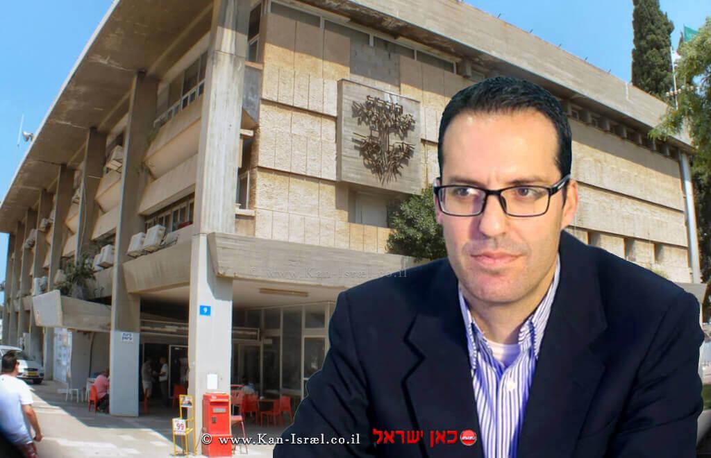 """יושב ראש """"תנועת מחוברים"""" ב'מועצת עיריית חדרה' מר יניב דרי"""