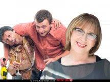 דר' אולגה רז, מנהלת תחום תזונה קלינית הפקולטה למדעי הבריאות של אוניבסיטת אריאל ברקע צעירים שתויים