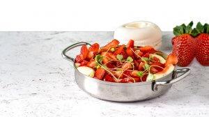 תותים מסקרפונה, קינוח מנצח לחורף של רשת BBB | צילום גליה אבירם | עיבוד צילום: שולי סונגו