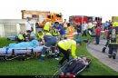 מדא בתרגיל אירוע רב נפגעים - צילום דוברות מדא   עיבוד צילום: שולי סונגו