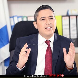 בועז ביטון | חבר מועת העיר, יושב ראש תנועת שס בעיר חדרה