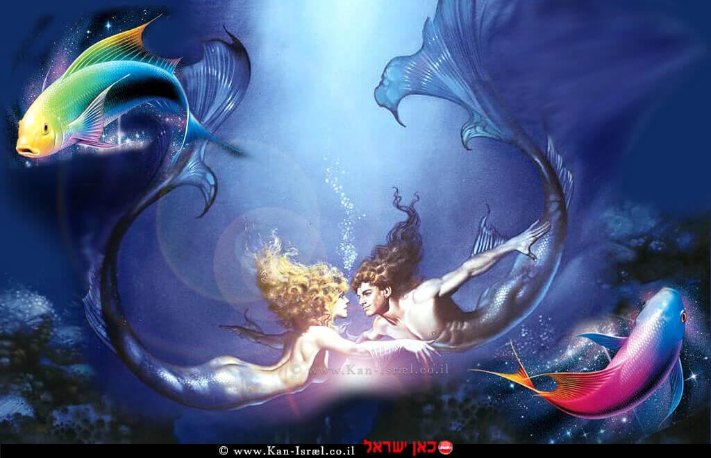 מזל דגים | עיבוד צילום: שולי סונגו