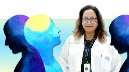 דר' אפרת סיטי אליפז מנהלת המחלקה הפסיכיאטרית ומערך השירותים האמבולטוריים של בריאות הנפש | עיבוד צילום: שולי סונגו