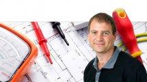 דר' יותם פלד, ראש המחלקה להנדסת חשמל ואלקטרוניקה, מכללה האקדמית כנרת | עיבוד צילום: שולי סונגו